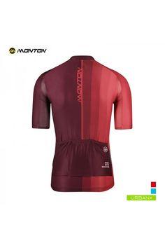 91f0ecaf5 Buy Mens Cool Bike Jerseys Red Short Sleeve Full Zip for Summer Best Value