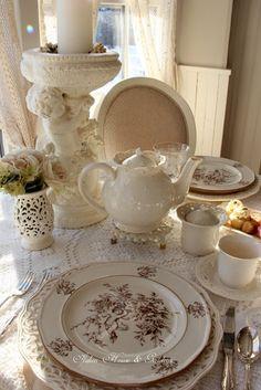 Aiken House & Gardens: Winter White Valentine's Day Tea