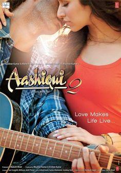 Aditya Roy Kapur and Shraddha Kapoor starrer Aashiqui 2 Movie Poster 1 Bollywood Posters, Bollywood Actors, Bollywood Cinema, Bollywood Celebrities, 2 Movie, Movie Songs, Mumbai, Bollywood Music Videos, Hindi Movies Online