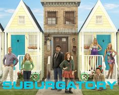 Suburgatory.  Can be a little too silly sometimes, but when strip that away, it can be heartwarming.