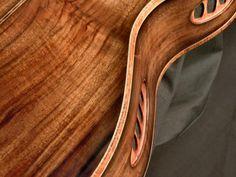 Pederson Custom Guitars - EuphoricMojo Sinker Redwood/Figured Koa - The Acoustic Guitar Forum
