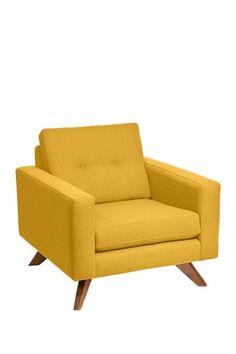 Luna Chair - Mustard by Modern Classics Furniture on @HauteLook