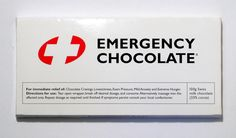 Emergency Chocolate...