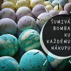 Ku každému nákupu teraz šumivá bomba do kúpeľa zdarma. Easter Eggs, Magnifying Glass