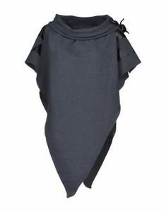 Offerta malph cappotti e impermeabili donna in sconto del 30% grigio scuro a 86,00 euro