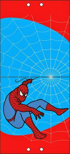 Passatempo da Ana: homem aranha