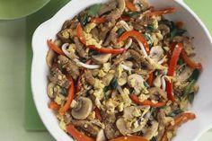 Perfect Homemade Moo Shu Pork