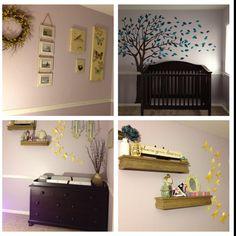 Our baby girl's whimsical nursery!