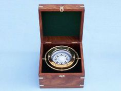 "Brass Gimble Compass 6"" - Rosewood Boxed Brass Compasses - Nautical Decor Home Decoration - Executive Promotional Gift by Handcrafted Model Ships. $49.99. We ship daily - Free Shipping to the lower 48 US States - Express and overnight shipping available - Contact Us. Overall dimensions: 6"" L x 6"" W x 4"" H. Shop our amazon store --- Over 3000 different nautical items available. Buy factory direct --- All items manufactured, warehoused and shipped by us (Handcrafted Model..."