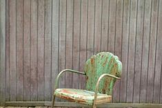 How to Fix Rusted Metal Patio Furniture