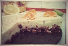 """Chocolate Orange Cheesecake (1 HEB & 6 syns) Crumble 5 Scan Bran in bowl, add 1.5 tbs Nutella & mix. Press down onto the base of a 10"""" flan dish. Blend 454g very low fat Natural Cottage Cheese with 1 Orange Muller Light Yoghurt, zest of 1 orange, 1 cap lemon essence & 2 caps of orange essence in food processor.  Dissolve 2 sachets of powdered gelatine in 6 fl oz of boiling water. When cooled add to other ingredients in the food processor. Blend & pour onto base & put in the fridge to set."""