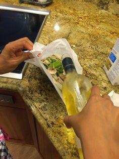 TASTE OF HAWAII: BAKED MAHI MAHI IN PARCHMENT PAPER - http://greateatshawaii.blogspot.com/2014/11/baked-mahi-mahi-in-parchment-paper.html