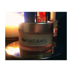The jar pretty much says it all! Naturaful is a Natural Breast Enhancement cream. Used twice a day. Heat from the shower and hairdryer are suggested for best results! I've noticed small changes, from firmness to fullness! Can't wait to see where I'll be at in a few months! Thanks Naturaful for for my free jar! ❤️Check them out Naturaful.com @naturaful