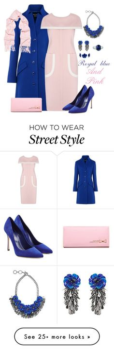"""""""Royal treatment"""" by joyfulmum on Polyvore featuring Boutique Moschino, Sergio Rossi, Forest of Chintz, Equipment and Fantasia by DeSerio"""