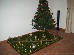 Como fazer um presépio de natal - http://www.dicasdecoracao.com/como-fazer-um-presepio-de-natal/