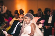 Vibrant Nigerian Wedding in Raleigh, North Carolina