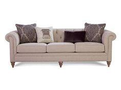 living room. Abide furniture HickoryCraft Sofa 743254