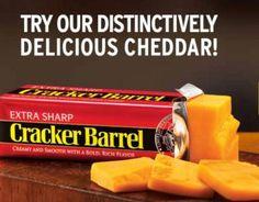 Coupon - Save $1.50 on Cracker Barrel Extra Sharp Cheddar