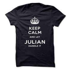 Keep Calm And Let JULIAN Handle It #name #beginJ #holiday #gift #ideas #Popular #Everything #Videos #Shop #Animals #pets #Architecture #Art #Cars #motorcycles #Celebrities #DIY #crafts #Design #Education #Entertainment #Food #drink #Gardening #Geek #Hair #beauty #Health #fitness #History #Holidays #events #Home decor #Humor #Illustrations #posters #Kids #parenting #Men #Outdoors #Photography #Products #Quotes #Science #nature #Sports #Tattoos #Technology #Travel #Weddings #Women