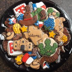 Go Texas! 54 Things That Are Definitely Bigger In Texas Texas Party, Texas Forever, Loving Texas, Texas Pride, Western Parties, Cookie Designs, Cookie Ideas, Cookie Bars, Texans