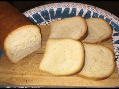 Reteta de paine alba simpla- Cristine Cuisine - YouTube Bread, Youtube, Food, Kitchens, Brot, Essen, Baking, Meals, Breads