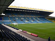 Elland road intimidating atmosphere rapper