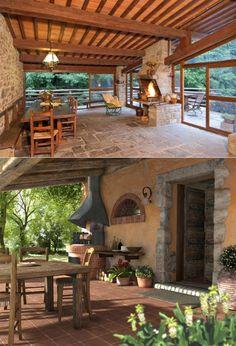 Строим летнюю кухню с верандой—идеи для усадьбы - Экологическое землетворчество | Экологическое землетворчество