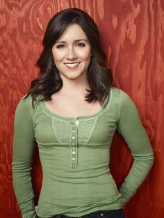 Shannon Woodward - raising hope