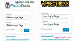 How To Customise WordPress Login Screen Without Plugin