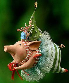 flying pig   haha