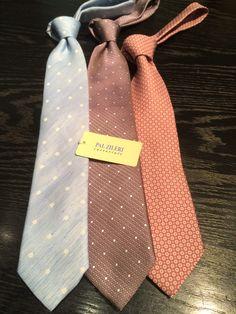 L'Uomo Montreal Tie and Pocket Collection - Kiton, Borrelli, Pal Zileri, Errico Formicola, Zegna