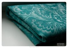 Marsupial Mamas, LLC — Second Quality Natibaby Turquoise Pavo (Linen Blend) Woven Wrap, Wishes For Baby, Baby Wraps, Babywearing, Turquoise, Stuff To Buy, Wrapping, Addiction, Hip Hop