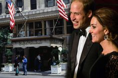 Kate Middleton and Prince William to stay in luxury New York hotel with history of hosting A-listers - Mirror Online