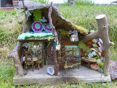 inside a fairy house