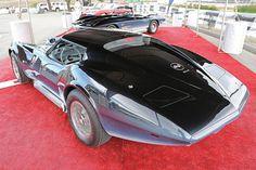 Chevrolet Corvette Manta Ray Concept 1969 2