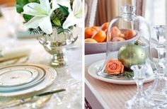 45 Amazing Christmas Table Decorations
