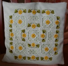 Costure no amor: Hardanger I love this!