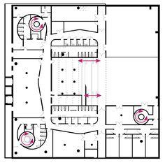 precedent study: 3XN's Ørestad Gymnasium - hali larsen