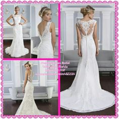 We are excited to give you a peek at some of the beautiful Lillian West dresses that are coming to Absolute Haven Bridal!