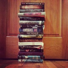 I have read all of these, and they are all incredible.