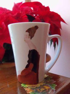 Tazza Modigliani - Mug by Modigliani