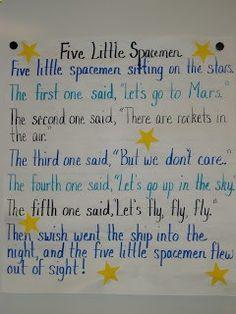 Little Miss Hoods Adventures in Kindergarten: 5, 4, 3, 2, 1 ... BLAST OFF!