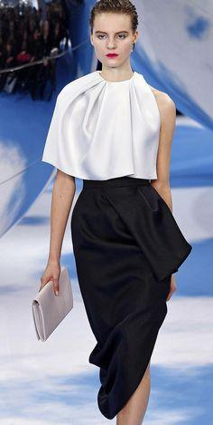 Christian Dior Ready To Wear Autumn 2013