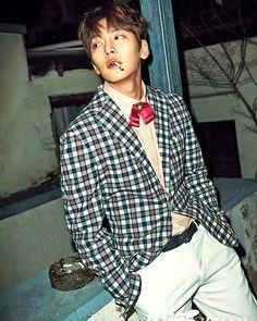 "2016.03.04 Ji Chang Wook pictures update "" Chic Elegance "" Magazine #jichangwook #지창욱"