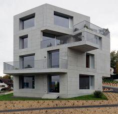 Oliver Brandenberger - Georges housing, Horgen 2011