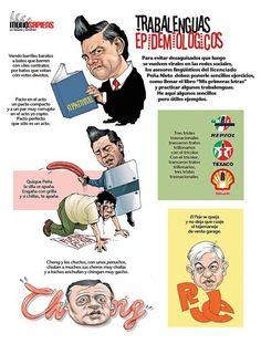 TRABALENGUAS EPIDEMIOLOGICOS
