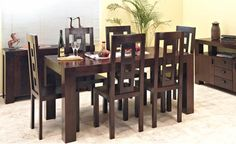 Romeo Dining Set B