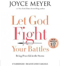 Based on her bestselling book The Battle Belongs to the Lord, Joyce Meyer delivers practical advice and biblical wisdom to help you triumph over any obstacle you face. By learning to lean on God's power, you'll be able to leave your fear behind and develop a life-changing sense of confidence. This edition is perfect for taking God's assurance with you everywhere you go. Be encouraged that no situation is beyond repair and start living a life of joy and peace when you Let God Fight Your…