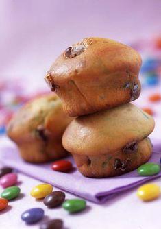 Photo de la recette: Muffins aux smarties
