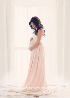 Sew Trendy Accessories Miley Maternity Gown